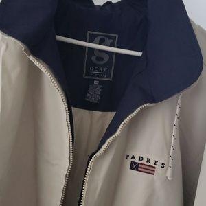 Padres jacket